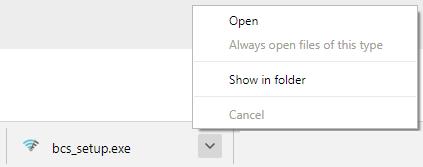 bcs-setup-show-in-folder